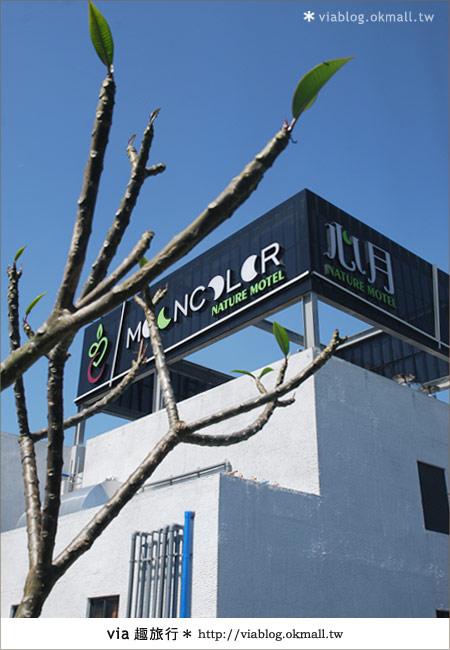 【台中MOTEL】體驗邀約~台中心月自然旅館‧有氣質的Motel