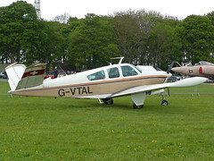G-VTAL (QSY on-route) Tags: kemble egbp gvfwe greatvintageflyingweekend gvtal 09052010
