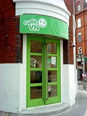 Cafe VN Frontage