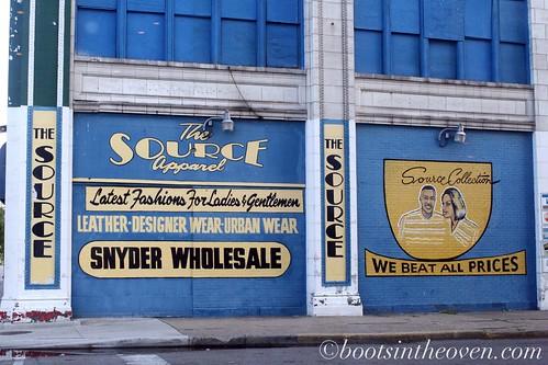 Rockin' Detroit Mural