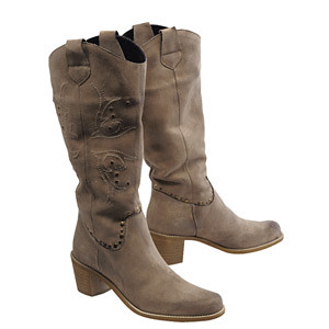 botas de cano alto femininas