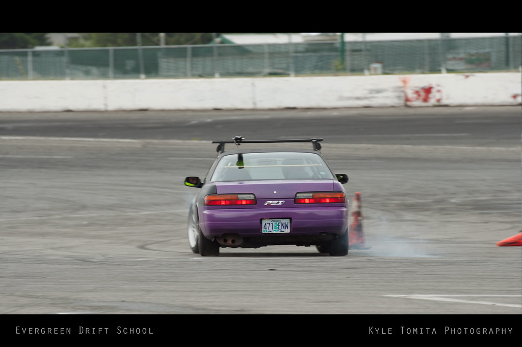 Evergreen Drift School 18