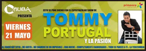Tommy Portugal - Onuba Disco San Borja