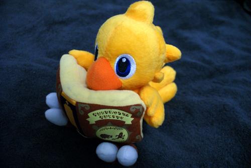 Final Fantasy 陸行鳥チョコボChocobo