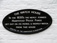 Photo of Black plaque number 2809