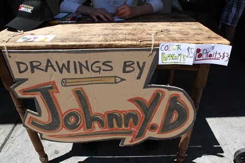Johnny D: Signage
