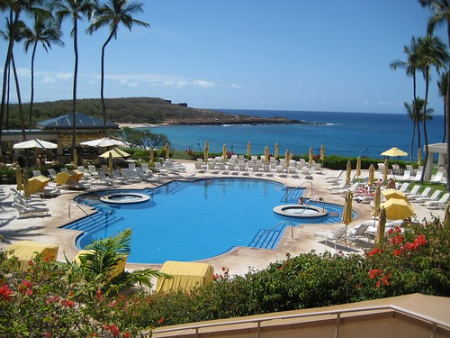 Four Seasons Manele Bay, Lanai: Pool