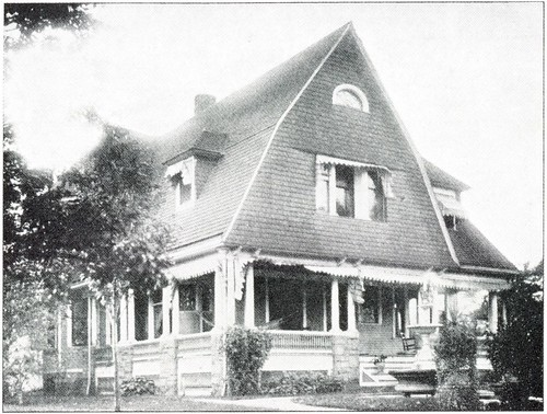 Howard C. Gates residence