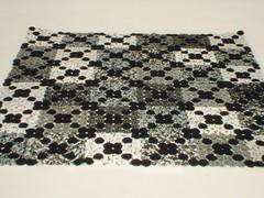 Manta (Zizi Anil) Tags: casa artesanato artesanal anil fuxico decorao manta artesanatos zizi mantas colcha fuxicos colchas zizianil