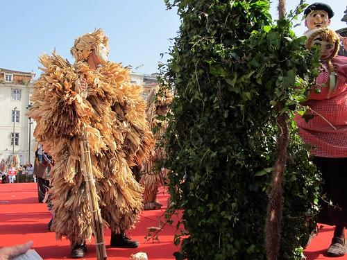 festival da máscara ibérica