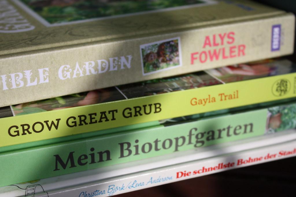 Gartenliteratur