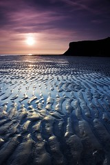Saltburn Reflection (David Relph) Tags: sea beach sunrise coast sand rocks north northeast saltburn saltburnbythesea absolutleystunningscapes