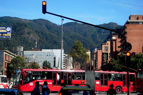 Transmilenio: Bus Rapid Transit