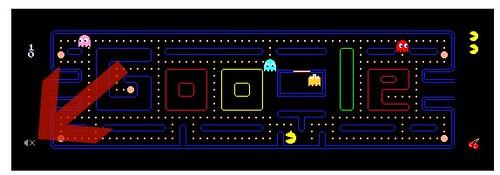 Google PacMan Mute