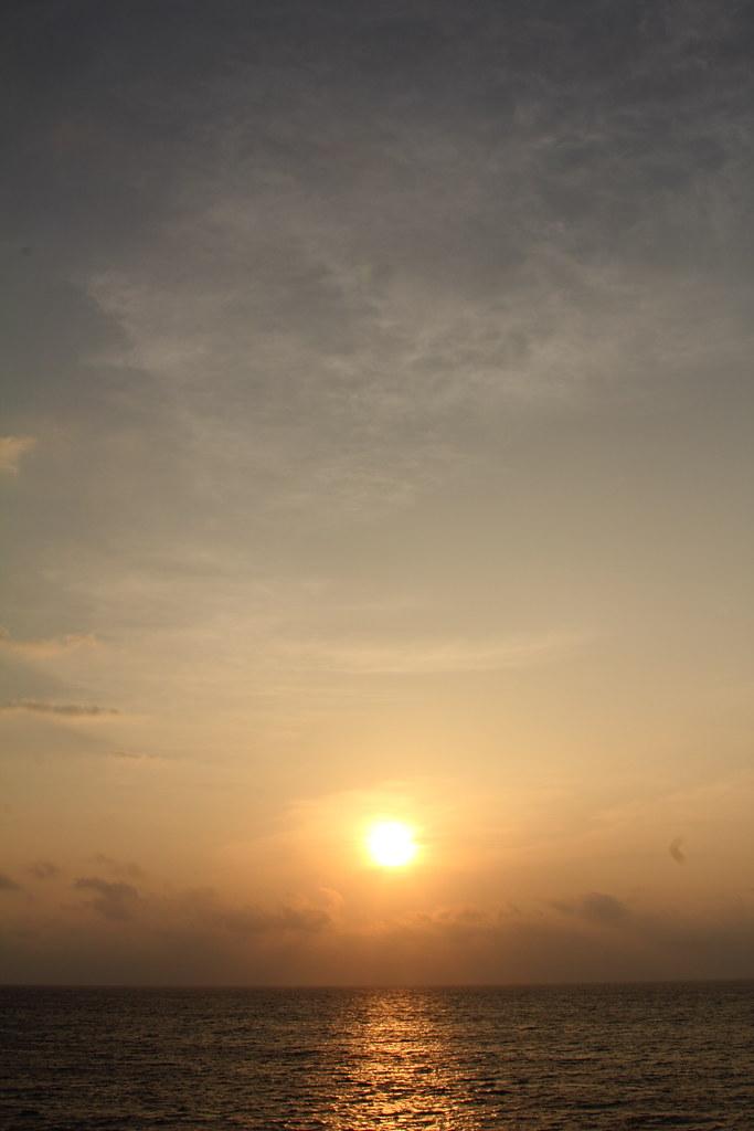 20100524 澎湖菓葉日出