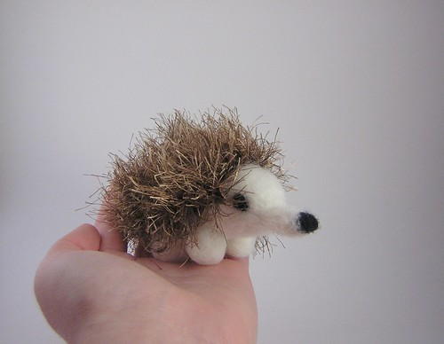 Littlest Hedgehog