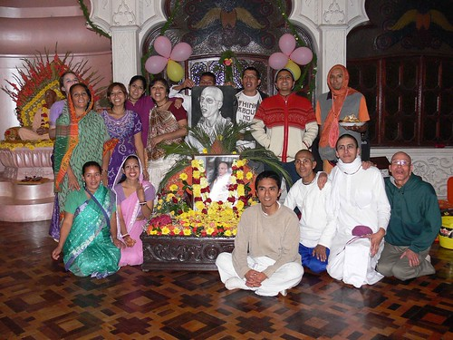 Photos from 2008 Vyasa Puja in Peru