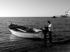 x (salvatore aiello) Tags: barca mare olympus palermo pesca sicilia vacanze aspra pescato salvatoreaiello