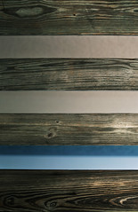 Parallel planks (ivlak) Tags: wood beach humanity stripes parallel planks humannature parallelogram