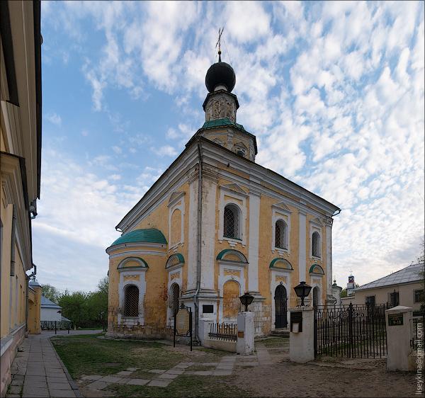 Георгиевская церковь. Владимир