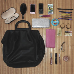 What's in her bag ?  May 2010 (donchris!™) Tags: pink cinema black moleskine project gum handy bag movie de tickets glasses is do sony 4 great sac may goma rosa prince persia her lg mai purse da what chewing mayo gafas 12 brille bolsa lunettes borsa maggio óculos 2010 maj guma occhiali gomma 412 tasche notizbuch kaugummi okulary torba mascar masticare żucia