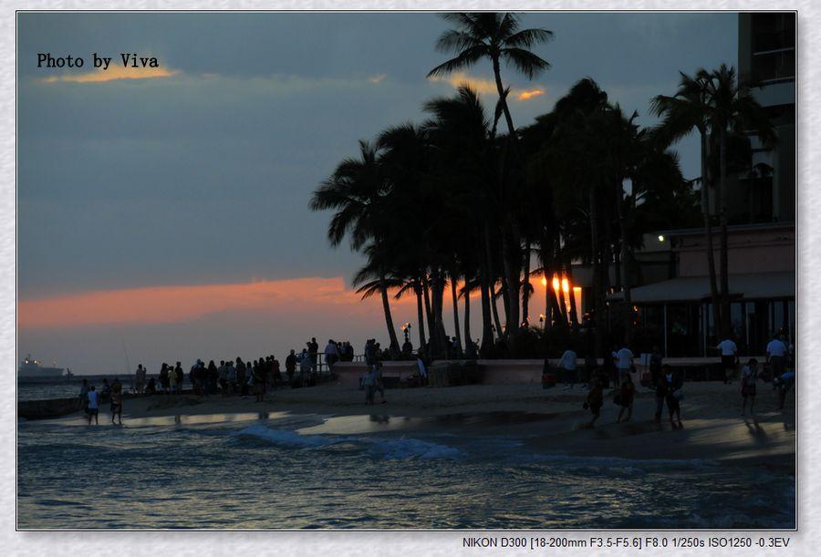 再度Waikiki海滩(2/2)----比基尼,谁的世界? - 微娃 - 微娃