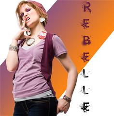 Petite Rebelle_8 (Bilasele) Tags: fashion design montral femme bijoux moderne mode fille vtements crations projet belleetrebelle petiterebelle