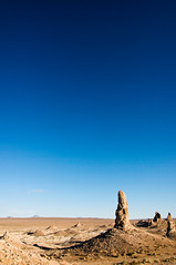 On a clear day, I can see forever (sandy.redding) Tags: california landscape nikon desert d300 tronapinnacles tokinaatx124prodx nikond300 portraitorientedlandscape