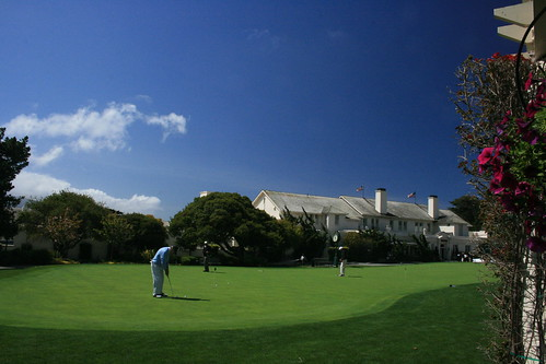 Putting at US Open Course, Pebble Beach by Supermac1961, on Flickr