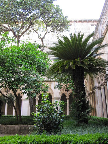 Dominican monastery by Anna Amnell