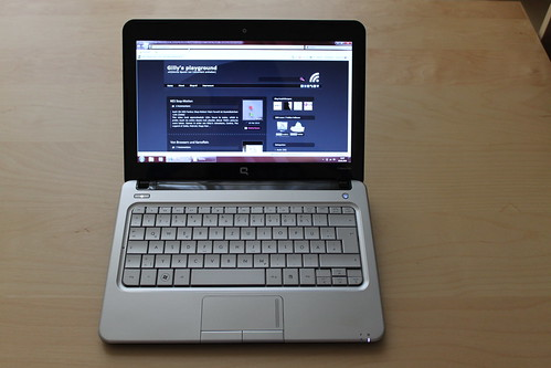 HP Compaq Mini Netbook 311c 1110EG