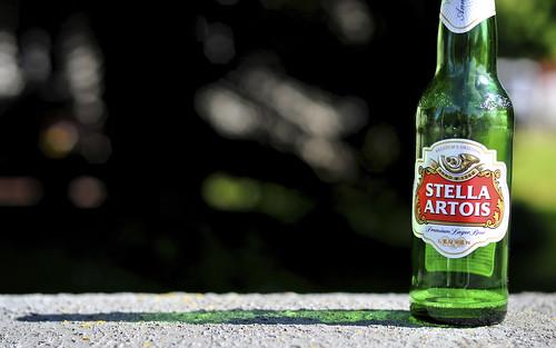 Un Stella Artois, S'il Vous Plait
