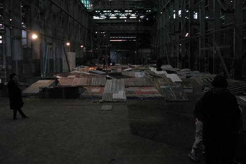 2010 Sydney Biennale - Cockatoo Island