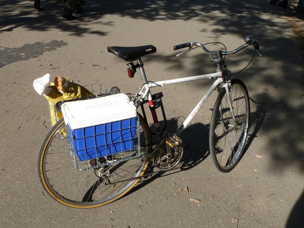 Bike Cooler