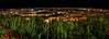 Roma che vive (the_lighter) Tags: rome roma rose night stars nikon long exposure 180 panoramica notte stelle d60 zodiaco lucchetti gradi
