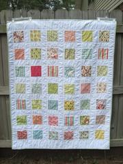 Verna giveaway quilt