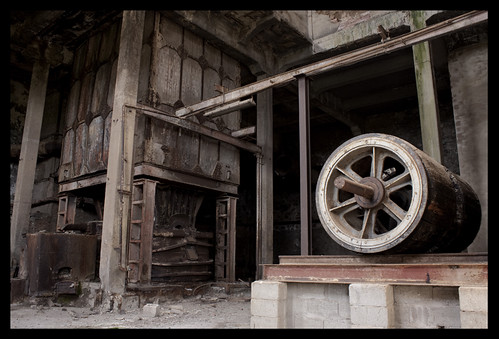 Old mine....Monteponi.