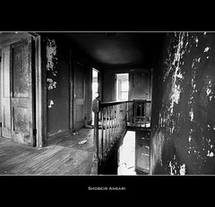 (Shobeir) Tags: blackandwhite bw texture abandoned stairs interestingness decay interior empty ruin explore staircase forgotten urbanexploration abandonedhouse upstatenewyork woodenfloor hdr decayed rundown ruined schenectady urbex abandonedplace olddoors photomatix sigma1020 tonemapped tonemapping sigma1020mmf456exdchsm schenectadycounty forgottenplace rotterdamnewyork shobeiransari silverefex niksoftwareinc decayedstair schonoweschenectady rundownstairs silverefexprofocus