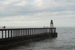Pier, Whitby harbour