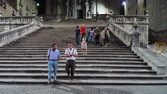 Escalinatas de la Catedral