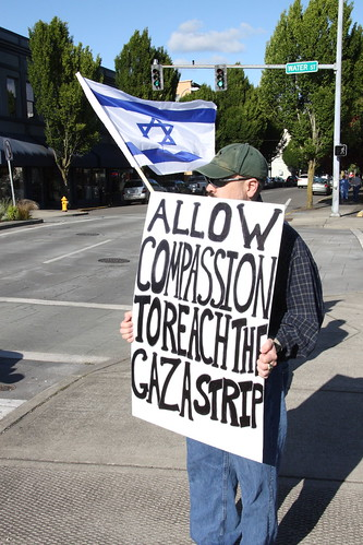 Allow Compassion to Reach the Gaza Strip