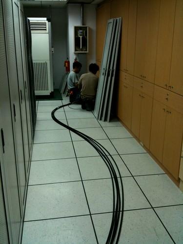 60mm平方徑的電力線