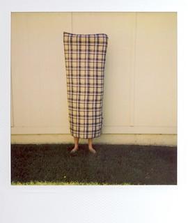 Portrait of the Walking Sleeping Bag