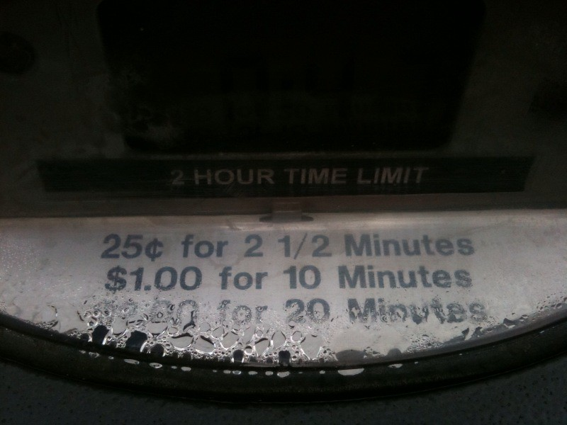Parking Meter in Vancouver