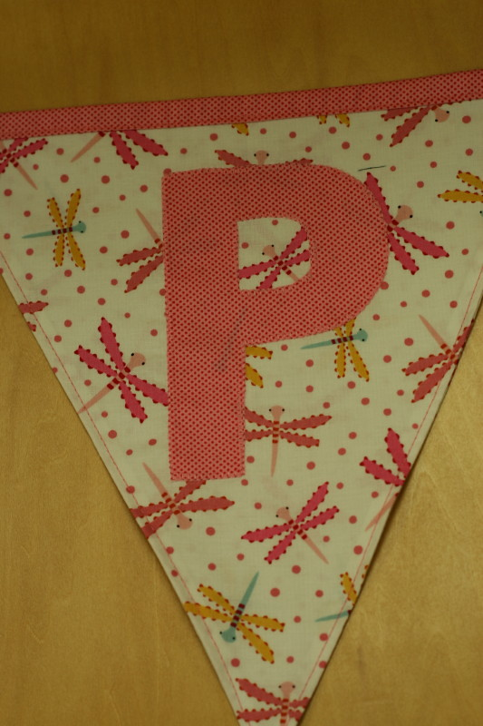 Bunting for Poppy