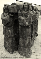 "'The Journey' (Jacquie Akroyd) Tags: city uk sculpture copyright saint st photography nikon photographer durham monk journey monks cuthbert d60 stcuthbert fenwicklawson ""artinbw rattesalat jacquiegibson jacquiegibsonphotography jacquieakroydphotography jacquieakroyd"