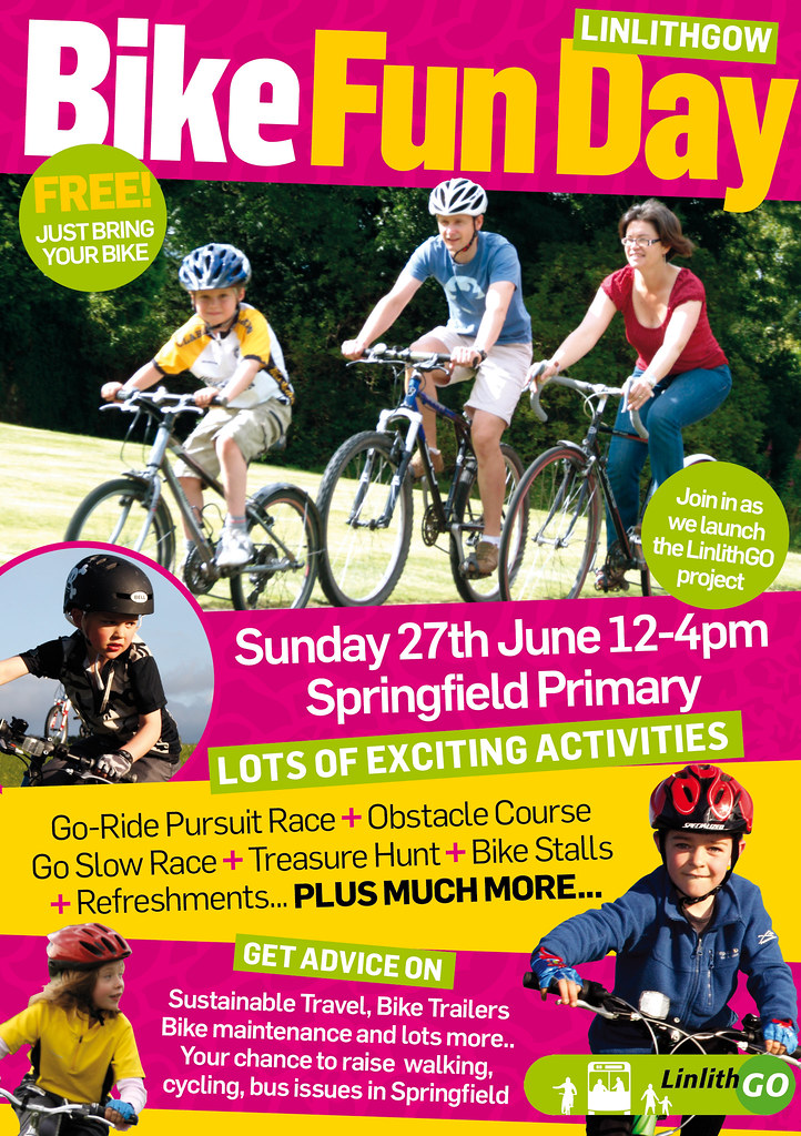 Linlithgow Bike Fun Day