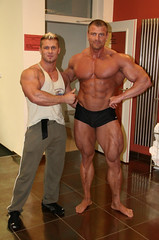 Idol (muscle[spell]bound) Tags: man training power masculine muscle hunk bodybuilding buff strong strength muscleman bodybuilder workout gym comparison macho weight protein weights testosterone bicep compare steroids tricep culturismo testosteron musculos comparing vergleich bizeps muskel vergleichen testos muskelmann culturiste muskelvergleich