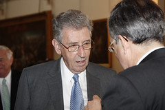 Lord Howell of Guildford at the reception for the Diplomatic Corps (Foreign and Commonwealth Office) Tags: office foreign fco lordhowell ukforeignoffice