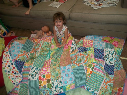 Baby Quilt finally Done!